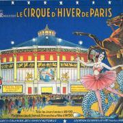 Les 4 frères Bouglione présentent le Cirque d'hiver de Paris