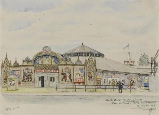 Bostock American Circus