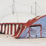 Jimmy Chipperfield's circus world big top