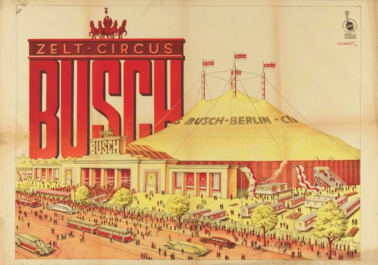 Zelt-circus Busch